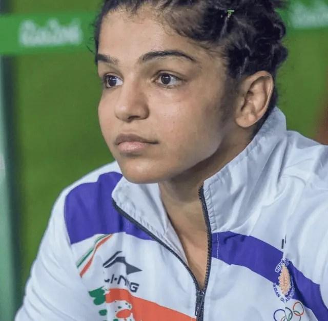 Sakshi Malik Wrestler