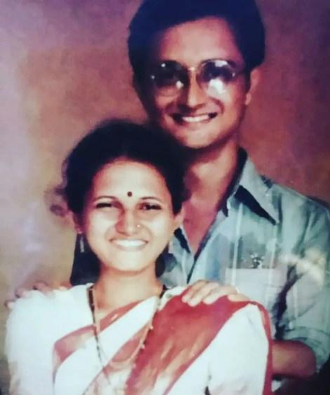 Rashami Desai family