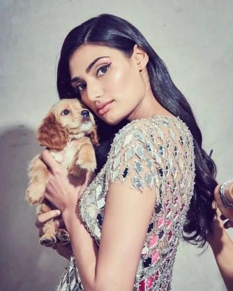 Athiya Shetty Pets