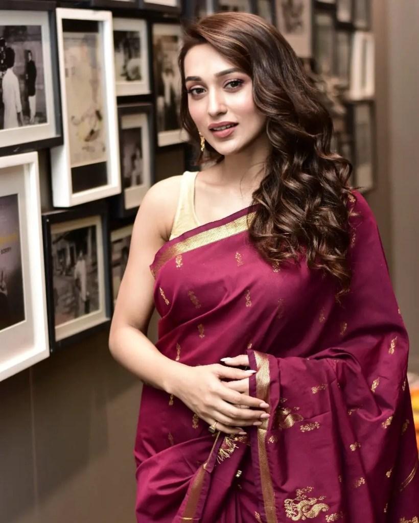 Mimi Chakraborty pic