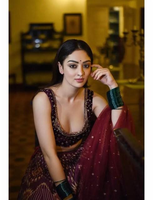 Sandeepa Dhar Hot Photos