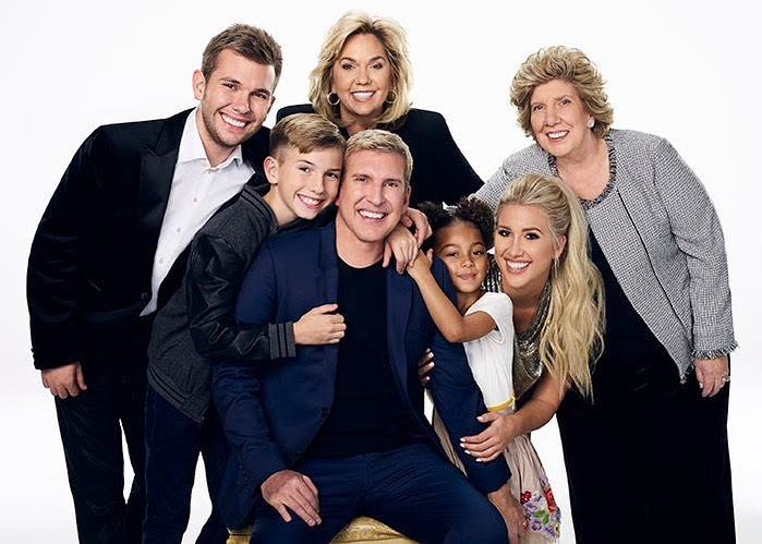 Savannah Chrisley Family, Mother, father, brother, sister