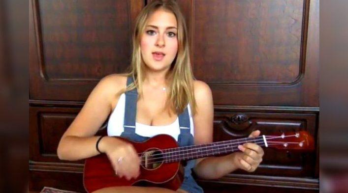 Clarie abbott singing