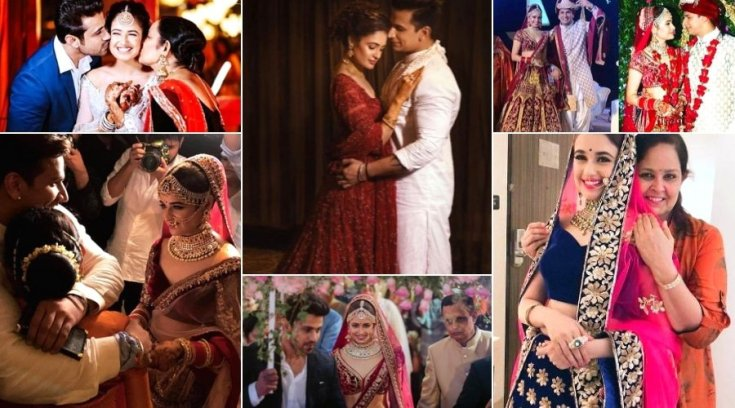 Yuvika Chaudhary Wedding
