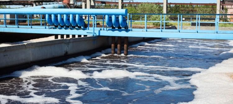 排水処理施設 Biogreen 熱分解装置