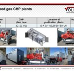 Volkl Syngas CHP ガスエンジン発電機 ガス化 熱分解装置 Biogreen biogreen 2018.2.16