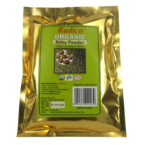 Organic Ritha Powder