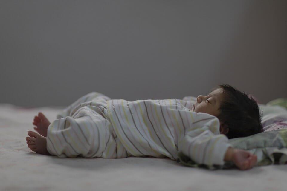 Tidak Selamanya Napas Bunyi 'Ngik' pada Bayi Pertanda Gejala Asma