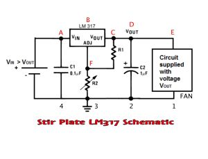 Stir Plate – Electronics 101 | Sparre's Brewery