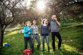 Familie – Biohof Brandner
