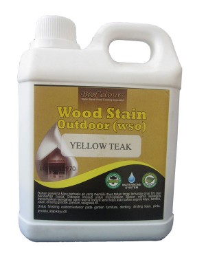 Wood Stain Outdoor