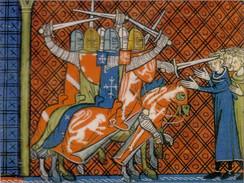 Le massacre des Albigeois