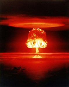 Nuclear test - March 1954