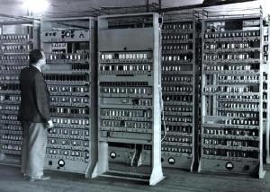 Ordinateur EDSAC | Par Thorpe CC-BY 2.0