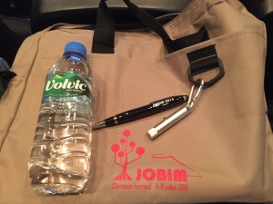 Welcome pack JOBIM2015 (CC-BY bioinfo-fr.net)