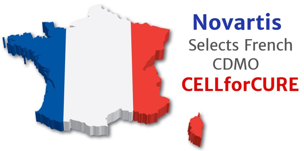 CAR-T Manufacturing | Novartis Selects French CDMO CELLforCURE