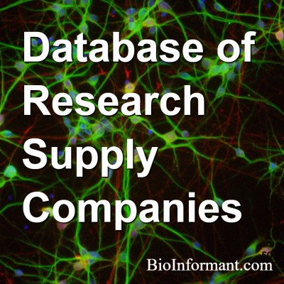 Research Supply Companies