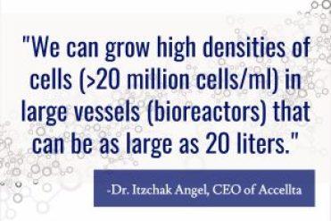 Accellta Suspension Bioreactors