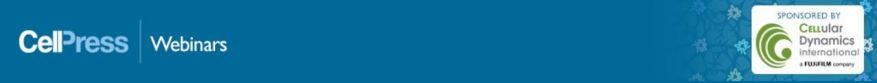 iPSC Webinar, the Next Decade