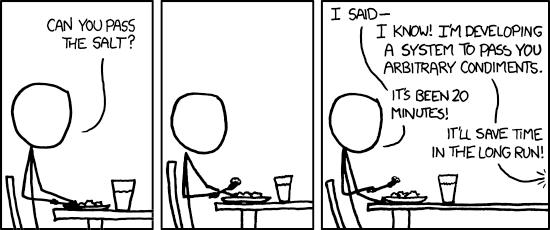 Comic von xkcd (CC BY-NC 2.5)