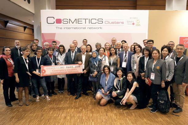 Miembros de Cosmetics Cluster