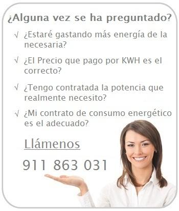 Preguntas sobre ahorro de energía