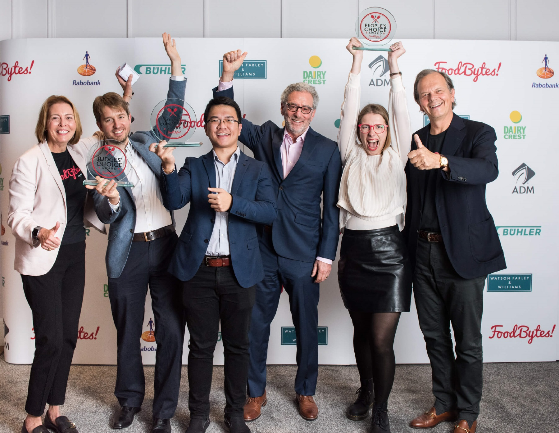 FoodBytes 2018 – Highly Commended Award