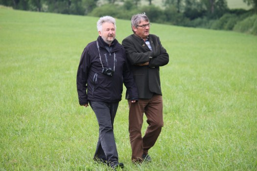 Michal Kravcik and Ladislav Zidek