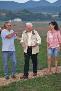 Laco, George a Marta