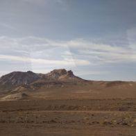Cesta pustnou krajinou