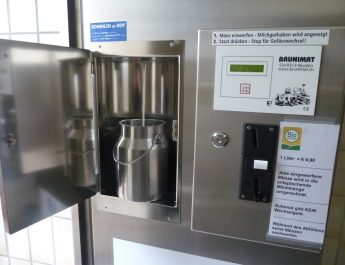Biomilch vom Erzeuger © Bio Austria