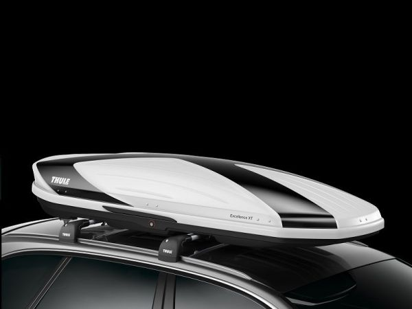 Thule Excellence 900 XT crno-bijela limited ed. krovna kutija