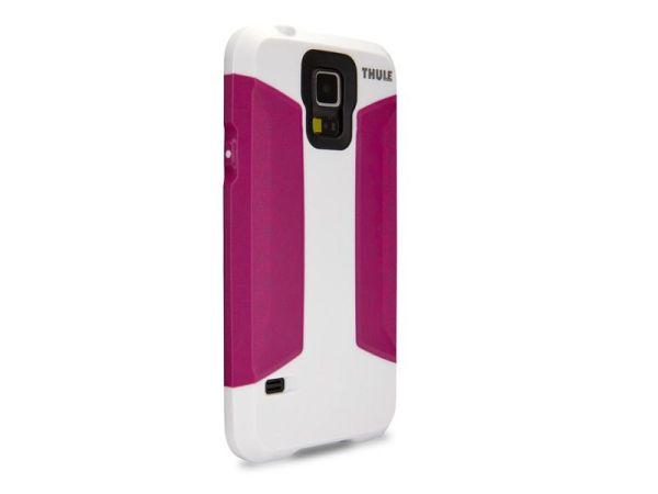 Navlaka Thule Atmos X3 za Samsung Galaxy S5 bijelo-roza