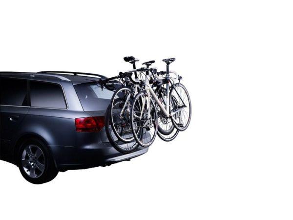 Thule ClipOn 9104 nosač bicikla za stražnja vrata automobila za 3 bicikla