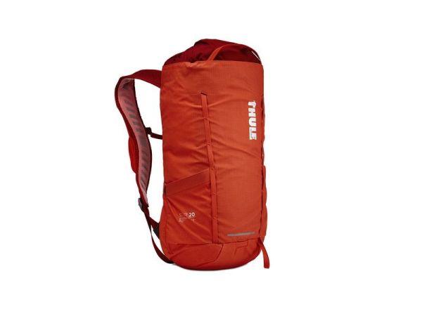 Ruksak za planinarenje Thule Stir 20L narančasti