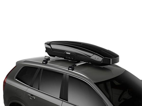 Thule Motion XT Sport (600) crna metalik krovna kutija
