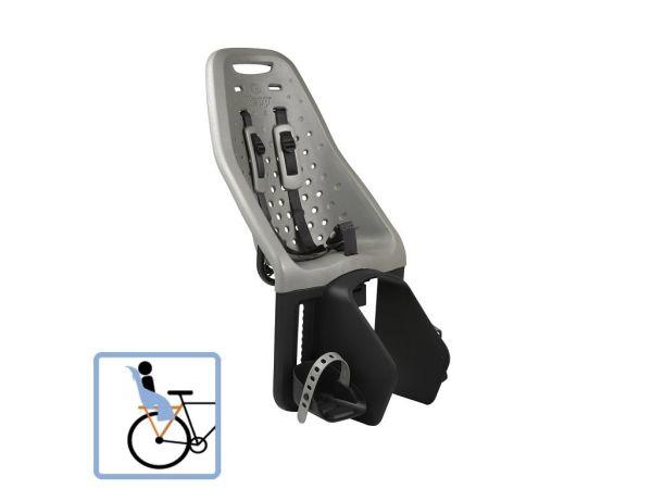 Dječja sjedalica stražnja za nosač Thule Yepp Maxi srebrna