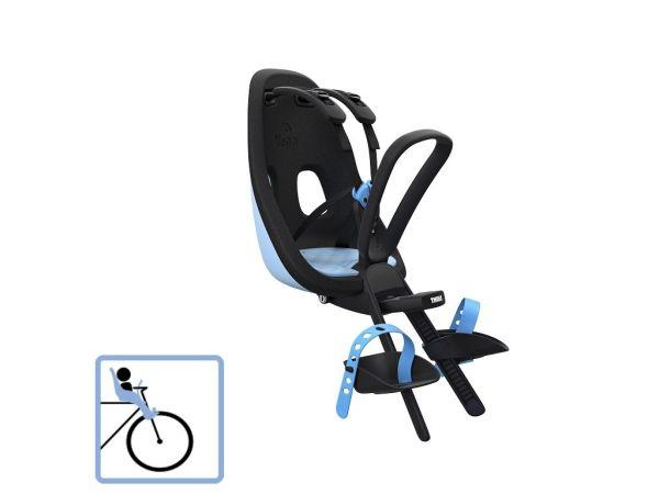 Dječja sjedalica prednja za upravljač Thule Yepp Nexxt Mini svjetloplava