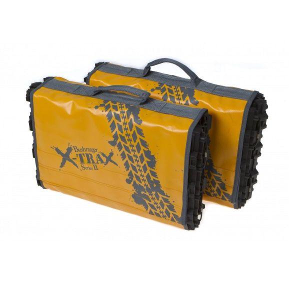 Bushranger X-Trax Series II staza za izvlačenje vozila iz blata (par)