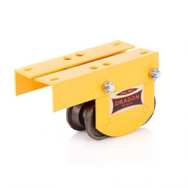 Dragon ručna pokretna kolica (mačka) za električne dizalice (kranove) DWI 1T