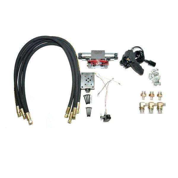 Kontrolni set Dragon Hidra za DWHI 12000/15000/18000 HD sa crijevima, prihvatima, regulatorom, daljinskim