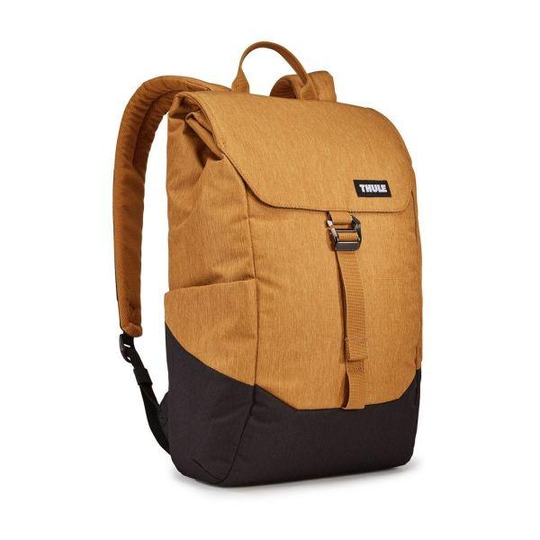 Univerzalni ruksak Thule Lithos Backpack 16 L narančasto-crni