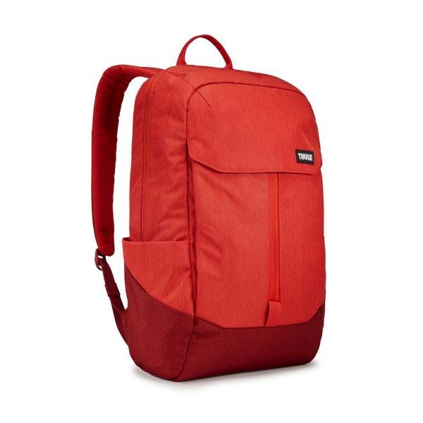 Univerzalni ruksak Thule Lithos Backpack 20 L crveni