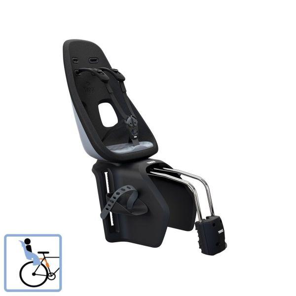 Dječja sjedalica stražnja na ramu Thule Yepp Nexxt Maxi Frame Mounted siva