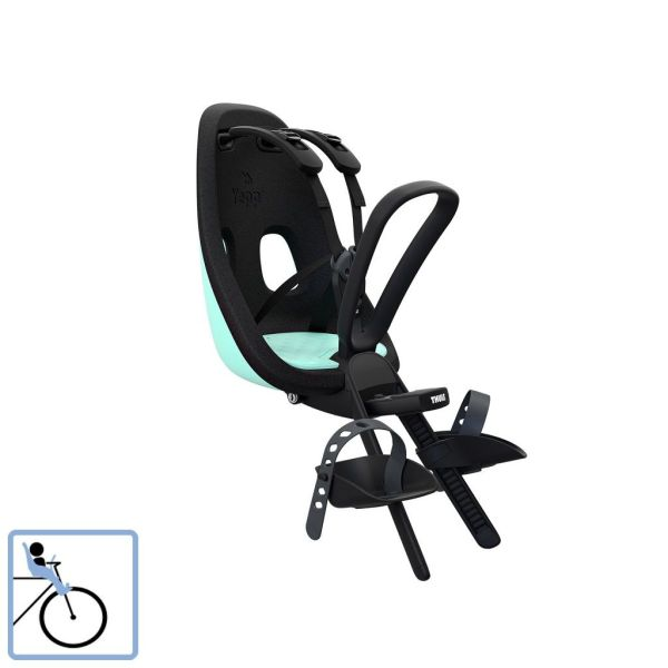 Dječja sjedalica prednja za upravljač Thule Yepp Nexxt Mini zelena