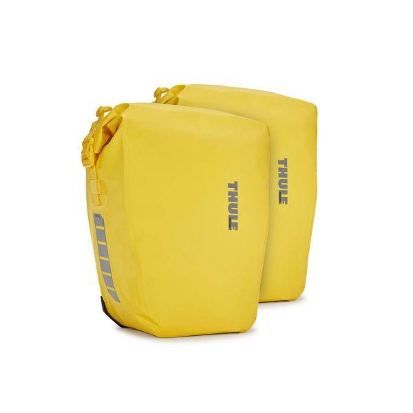 Thule Shield Pannier 25 L (par) bisage za bicikl žute