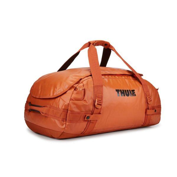 Sportska/putna torba i ruksak 2u1 Thule Chasm M 70L narančasti