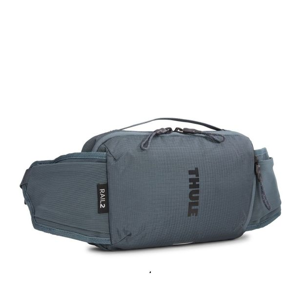 Thule Rail Hip Pack 2L biciklistička torbica oko struka s držačima za boce