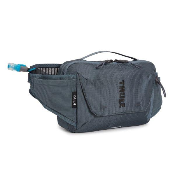 Thule Rail Hip Pack 4L hidratacijska biciklistička torbica oko struka sa spremnikom 1,5L