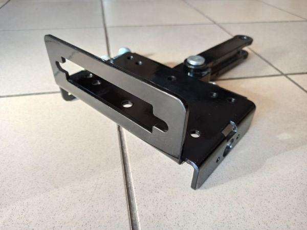 Multimount univerzalni nosač vitla mali s nastavkom za ušicu vozila (uz adapter za kuku vozila)
